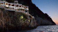 Il Riccio Beach Club & Restaurant in Capri
