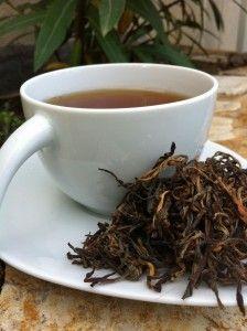 Température de l'eau du thé