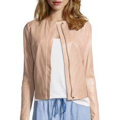 Spotted while shopping on Poshmark: Vince Perforated Leather Jacket! #poshmark #fashion #shopping #style #Vince #Jackets