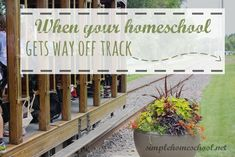 Have you ever had a season when your homeschool got way off track? Kara shares her family's experience and how they are bouncing back.