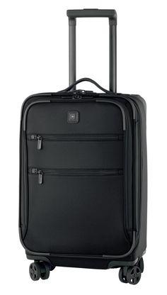"""Lexicon 22"""" Dual-Caster Suitcase"""