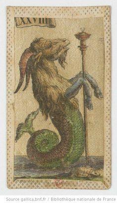 [Jeu de Minchiate à enseignes italiennes imprimé sur soie] : [jeu de cartes, estampe] / Per Giovan Molinelli - 43