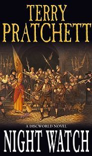 So I was supposed to be reading my electromagnetic mixing formulas book... but I ended up reading this instead. Very good so far but you do need to have read quite a lot of Pratchett's city watch series to really get it.