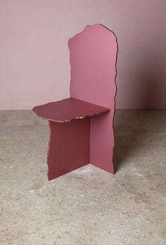 Max Lamb - 211 Anodized Chair