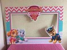 Sky Paw Patrol, Paw Patrol Party, Paw Patrol Birthday, Fourth Birthday, 3rd Birthday Parties, Birthday Diy, Days For Girls, Diy Birthday Decorations, Magdalena