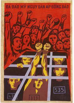 Supprimons les Américains et les fantoches, Nguyen Thi Thùng, 1975