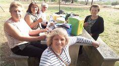 Campomaiornews: Utentes da Curpi Campo Maior fazem visita ao Santu...