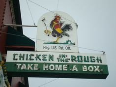 Restaurant in Port Huron, Michigan - a friend & neighbor of mine use to walk here often & get a huge bag of French fries.