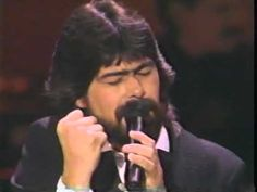 "Alabama ""You've Got The Touch"" - 1987 Country Awards - Randy Owen"