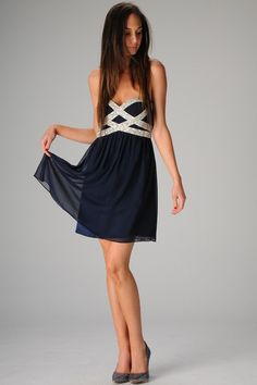 $39.80 Embellished Cocktail Dress. Request it and we'll restock it! ruched-boutique.com