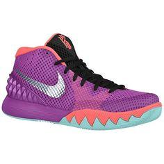 Nike Air Max Emergent RedBlack Basketball Shoes MEN