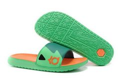 edde5957acf Buy Nike KD Slide Slippers Green Orange For Sale Cheap To Buy Kmbsx from  Reliable Nike KD Slide Slippers Green Orange For Sale Cheap To Buy Kmbsx  suppliers.