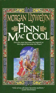The mythological Irish hero, Finn MacCool and the Fianna///love this book love this author
