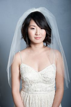 Wedding Day Hairstyles With Veils | The Wedding Specialists