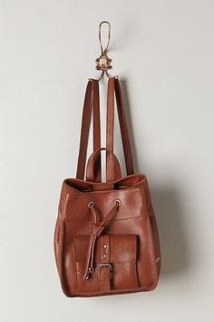 Sirens Leather Backpack couldn t use this! 91bd41a563