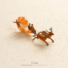 Miniature Calendar.1979 Best Miniature Calendar By Tatsuya Tanaka Images In 2019