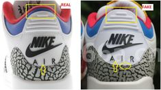 c2701bdb91b Fake Air Jordan 3 III Seoul Detected- Quick Ways To Identify It