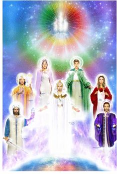 The Chohans of the Seven rays