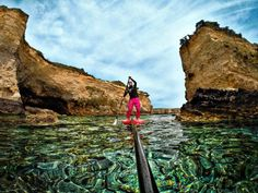 20 Amazing GoPro Photos - GoPro on a pole anywhere makes for GREAT pics!