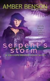 Calliope Reaper-Jones Series, Book 3: Serpent's Storm