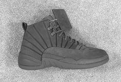 An Air Jordan 12 Wool Will Also Release In 2016