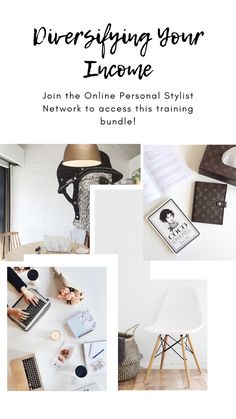 Sign up to get access to this training bundle & many more when you join the Online Personal Stylist Network. Personal Style, Train, Furniture, Home Decor, Homemade Home Decor, Home Furnishings, Interior Design, Home Interiors, Decoration Home