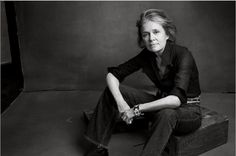 photo by Annie Leibovitz Annie Leibovitz Photography, Gloria Steinem, Head Of State, Advertising Ads, Vanity Fair, Rolling Stones, Athlete, Dancer, Vogue