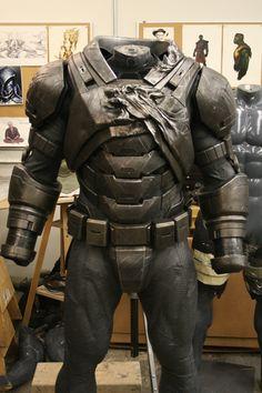Batman Vs. Superman Costume Design Images Revealed - Cosmic Book News