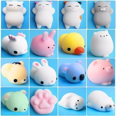 Gags & Practical Jokes Novelty & Gag Toys Kawaii Squishy Doughnut Cream Scented Squishy Slow Rising Stress Relief Toy Collection Funny Gadgets Electronicos For Antistress Sophisticated Technologies