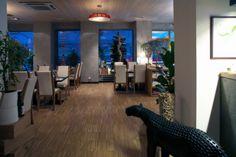 Galerie | RESTAURANT BLUE WAGON Conference Room, Blues, Outdoor Decor, Furniture, Home Decor, Decoration Home, Room Decor, Home Furnishings, Home Interior Design