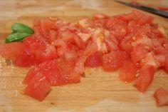 tomato and freshbasil