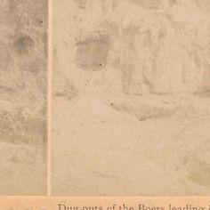 Loopgraaf van de Boeren uit de Tweede Boerenoorlog in Zuid-Afrika, Underwood and Underwood, 1901 - Boer War-Collected Works of Tumbalong - All Rijksstudio's - Rijksstudio - Rijksmuseum Armed Conflict, It Works, War, Nailed It