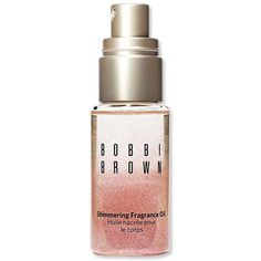 Bobbi Brown Beach Shimmering Fragrance Oil--I want to smell this--hear it smells delish!!