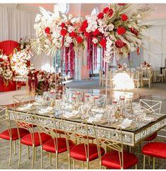 Gold Wedding Theme, Red Wedding, Luxury Wedding, Elegant Wedding, Wedding Day, Wedding Stuff, Mexican Invitations, Religious Wedding, Reception Party