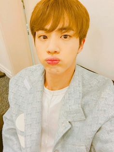 Jin I want your lips