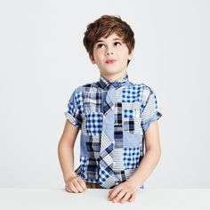 Boy's Tie Constructive 2019 New Spot Childrens Bow Tie Cotton Cotton Small Plaid Children Show Photo Shirt With Baby Bow Tie Flower Apparel Accessories