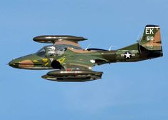 "A-37 Dragonfly | Чертеж "" Cessna A-37 Dragonfly """