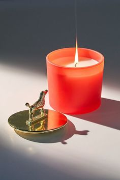 Urban Outfitters Fifi The Poodle Candle