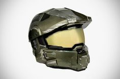 Halo Master Chief Motorcycle Helmet Replica