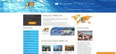 Site agentie turism www.romaristravel.ro