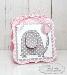 TLC485 Elephant Love by joan ervin - Cards and Paper Crafts at Splitcoaststampers