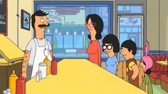Bob's Burger's is back for season 2! Kristen Schaal from Flight of the Conchords and The Daily Show plays Louise and she is just hitting her stride. H. Jon Benjamin also the voice of Archer on FX and Jon Benjamin has a Van, is terrific as always. John Roberts as Linda is hysterical!