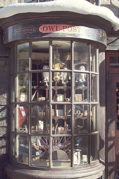 The Owl Post at the Wizarding World of Harry Potter (by Marie's Shots)