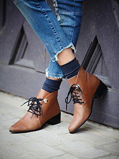 Bravery Ankle Boot