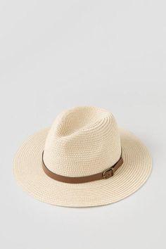Sydney Straw Panama Hat francesca's
