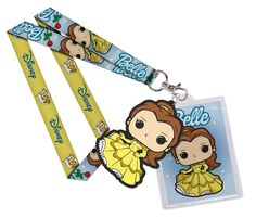 Beauty and the Beast POP! Lanyard - Belle (Disney) @Archonia_US