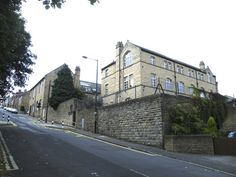 St Mary's CE Primary School, Cundy Street, Walkley, Sheffield - View from Burgoyne Road - 1