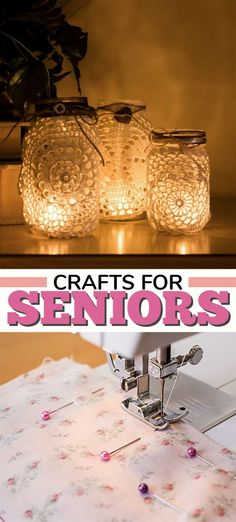 Crafts for Seniors: easy crafts for senior citizens to. Informations About Crafts for Seniors: easy crafts for senior citizens to make, Arts And Crafts For Adults, Crafts For Seniors, Adult Crafts, Toddler Crafts, Diy Crafts To Sell, Diy Crafts For Kids, Easy Crafts, Sell Diy, Kids Diy
