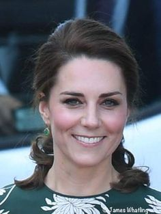 """Catherine Duchess of Cambridge, aka Kate Middleton. """"Beauty, Elegance and Grace are best expressed in black and white, more so than in colors, just like the various shades of hope and despair that coexist in life."""" - Deodatta V. Shenai-KhatkhateChelsea Flower Show 2017"""
