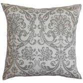 Wayfair - The Pillow Collection Dolbeau Cotton Pillow Part #: P18-PP-ABIGAIL-STORM-C100    SKU #: PICO3517